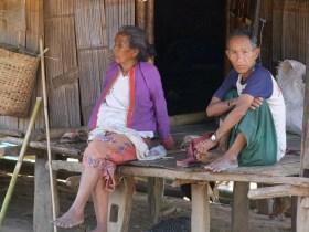 habitants doi mae salong - thailande