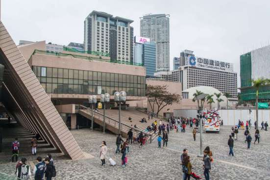 hong kong cultural center