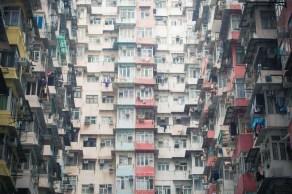 monster building - hong kong