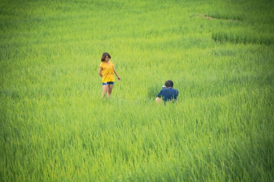 selfie riziere village ban mae klang doi inthanon