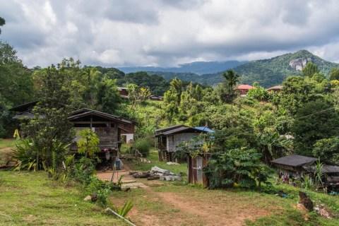 village ban mae klang doi inthanon - chiang mai