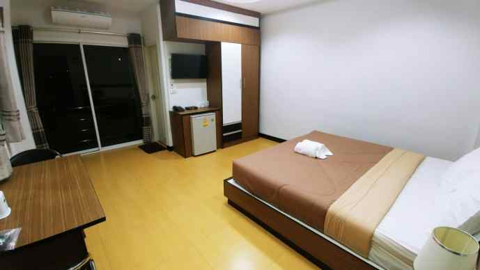 chambre hotel smile place chom thong