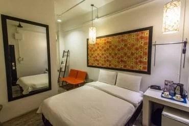 chambre walking street residence chiang mai