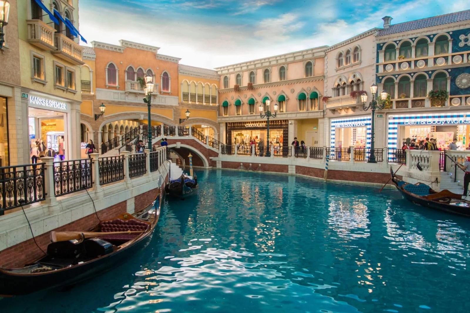 the venitian casino - macao