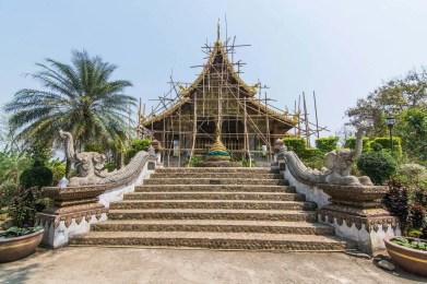 temple wat phra that pha-ngao - chiang saen - thailande