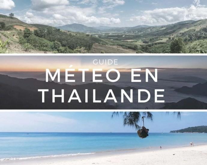 guide meteo thailande