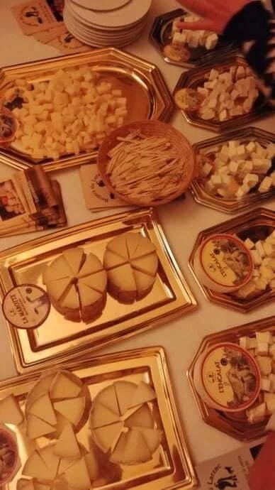 plateau fromage soiree st eulalie de cernon
