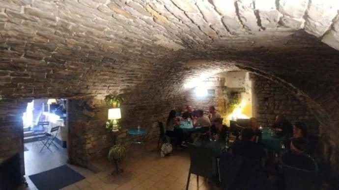 restaurant xvi millau aveyron