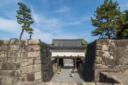 chateau nijo-jo kyoto - japon