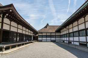 hall au palais imperial kyoto