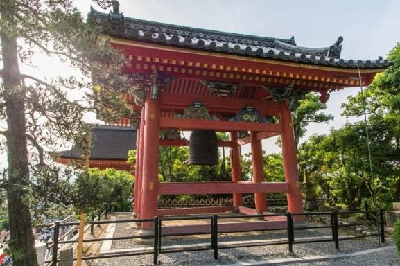 temple kiyomizu dera - kyoto