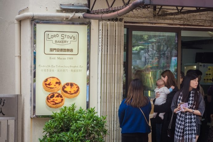 lord stows bakery village coloane - macao
