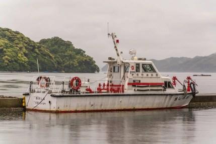 bateau village ine - japon