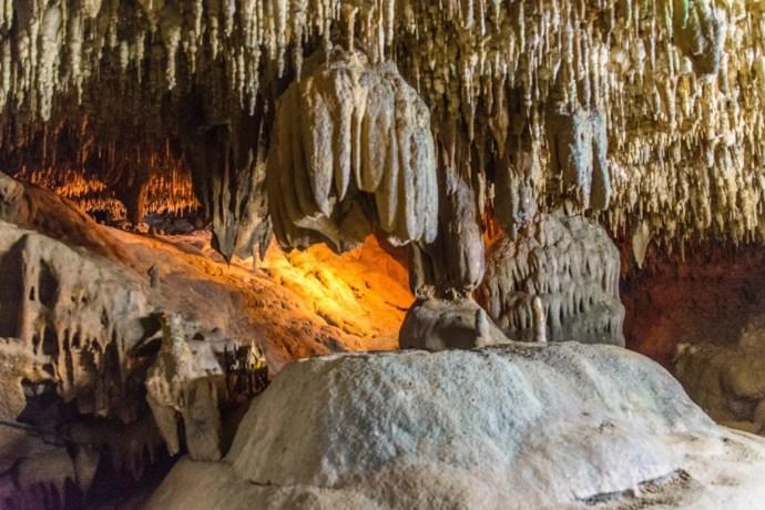 formations grotte le khao kob trang