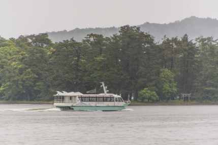 navette bateau amanohashidate japon