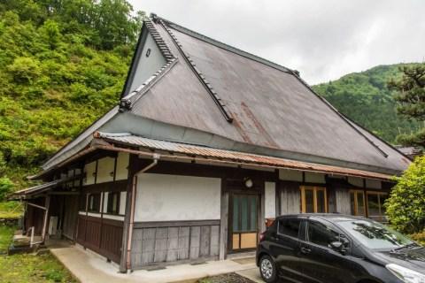 notre grange kigusuriya ryokan - miyama japon