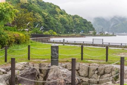 petit bouddha amanohashidate japon