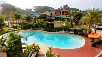 piscine best way resort khao yai