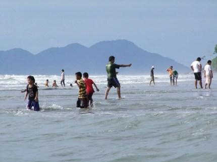 plage bang ben - ranong - thailande