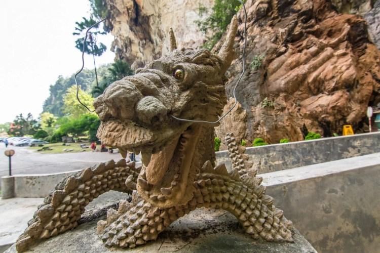dragon kek lok tong ipoh - malaisie
