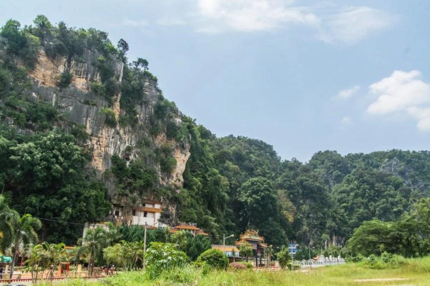 ling sen tong temple - ipoh - malaisie