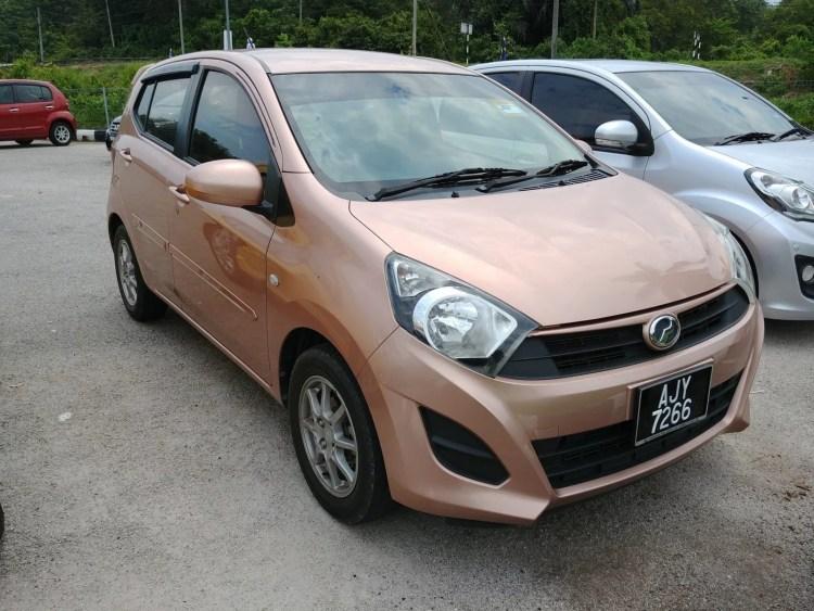 location voiture ipoh - malaisie