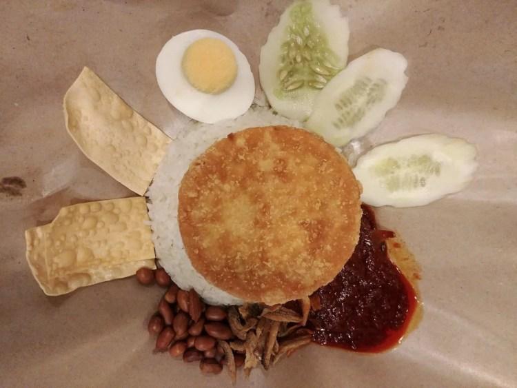 nasi goreng ipoh - malaisie
