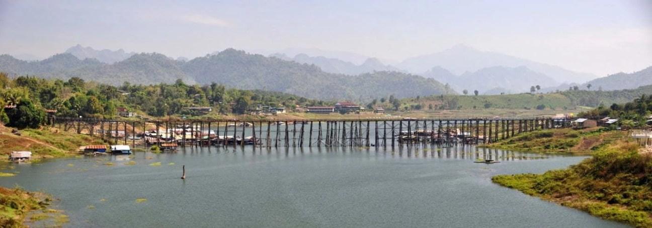 pont sangkhlaburi thailande