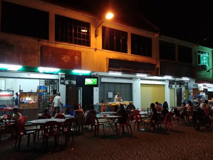 restaurants ipoh - malaisie