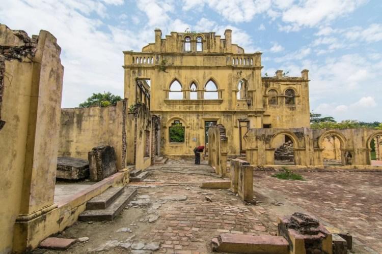 ruines chateau kellie ipoh - malaisie