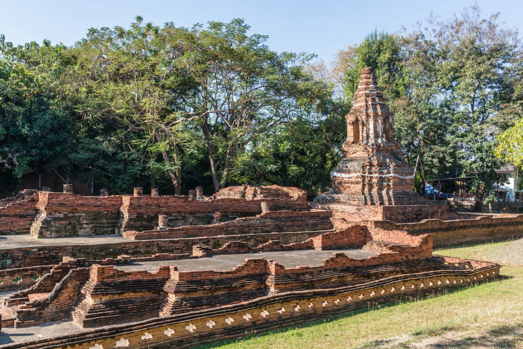 cover wiang kum kam - chiang mai province - thailande