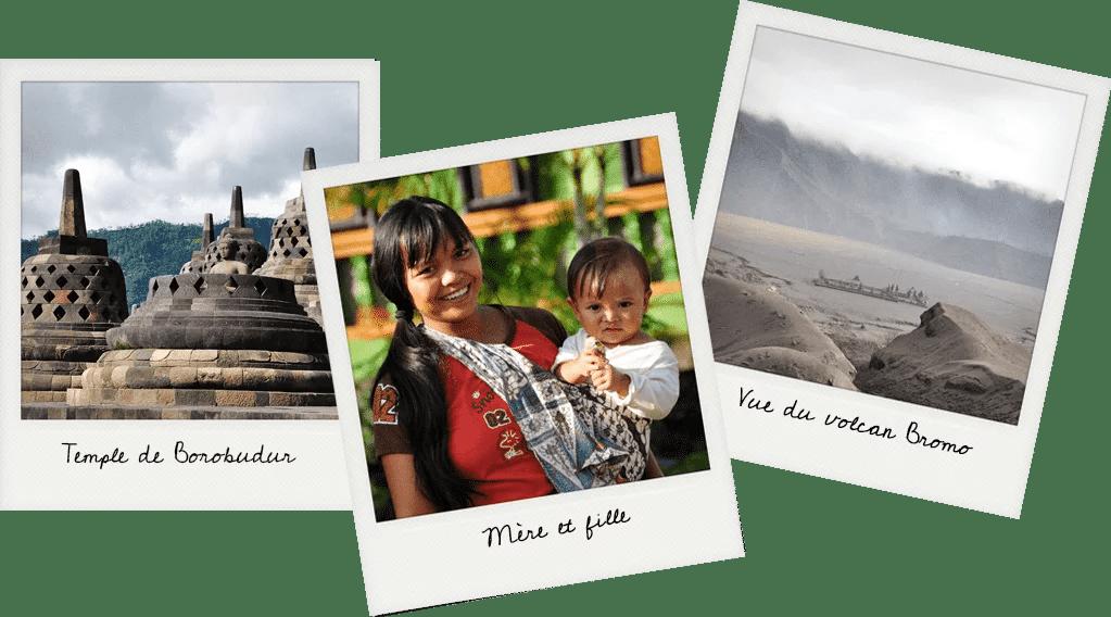 divers facettes indonesie