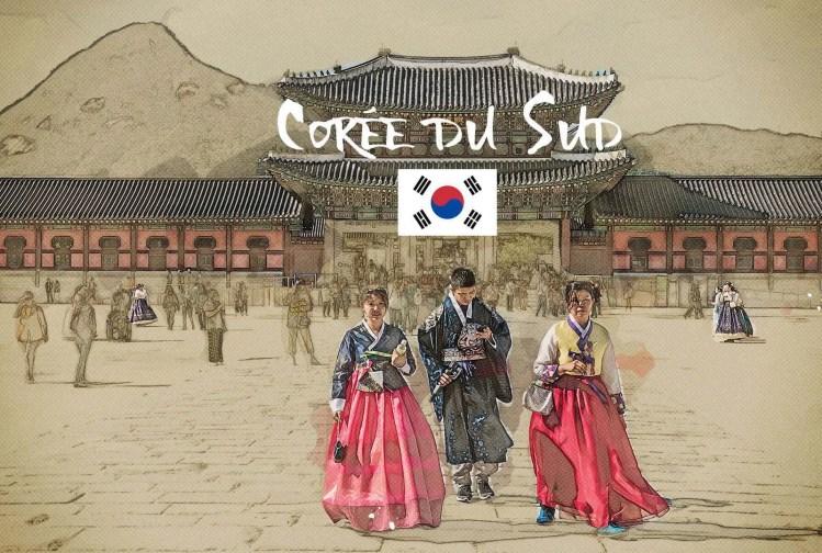 photo bilan itineraire budget coree du sud