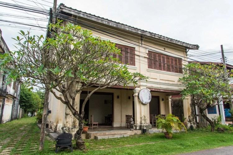maison champassak - laos