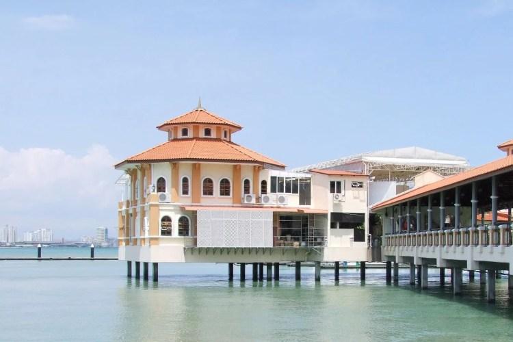 penang ferry terminal malaisie