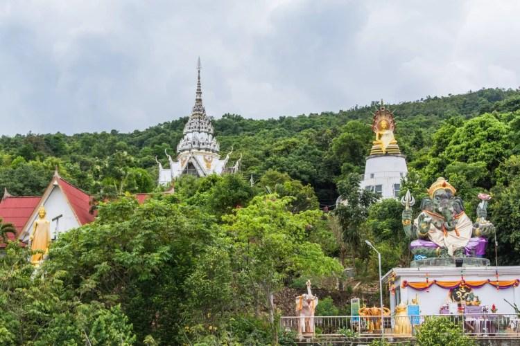temple wat kaeo prasert chumphon thailande