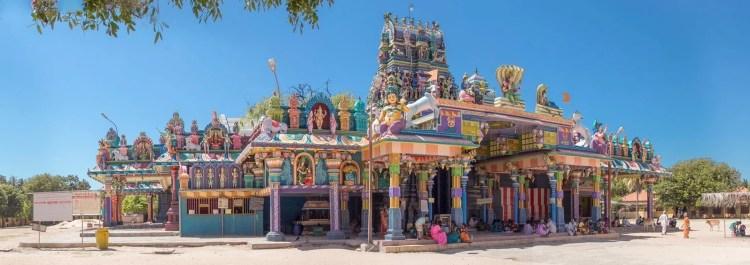 temple hindou de nagapooshani amman