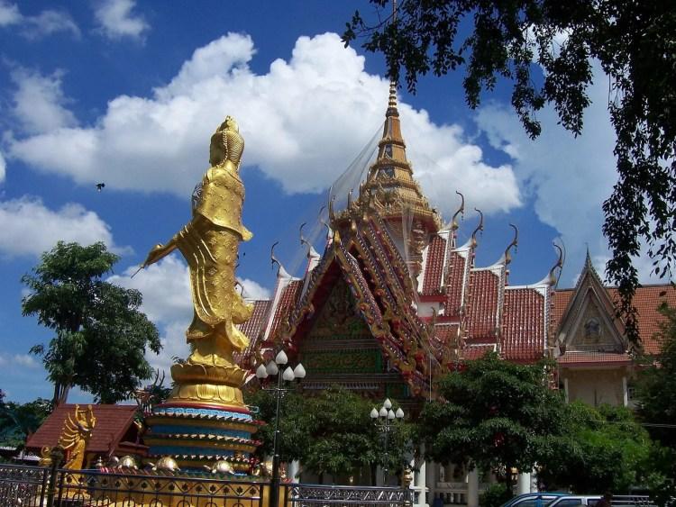 Wat_Bang_Phra thailande