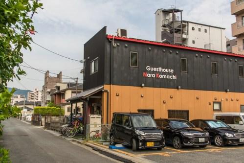guesthouse nara komachi - japon