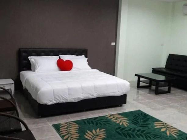 chambre hotel pingpong house ko chang
