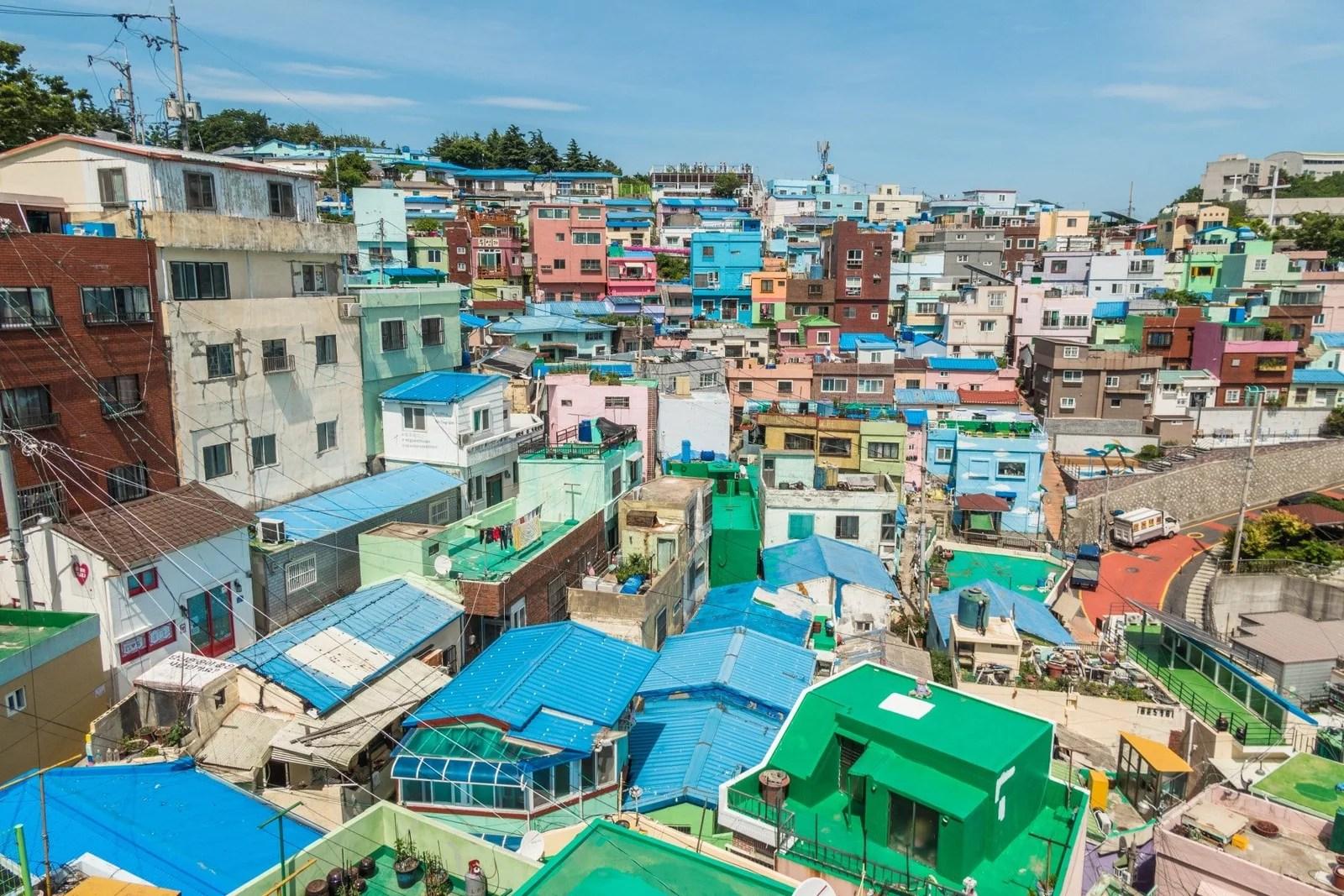 cover busan jour 2 - gamcheon culture village - coree du sud