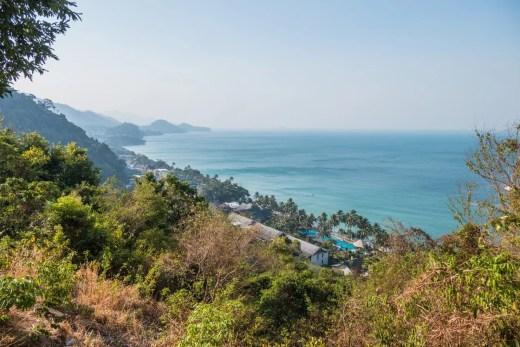 point de vue white sand beach ko chang
