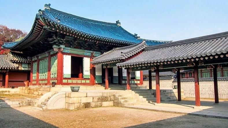 seonjeongjeon hall - palais changdeokgung seoul