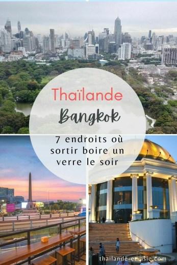 pinterest où boire verre bangkok thailande