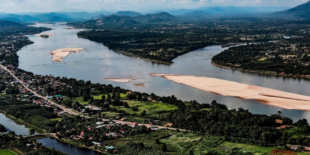 La Thaïlande conteste la frénésie de construction de barrages au Laos sur le Mékong