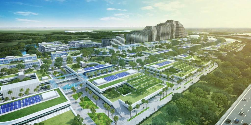 Amata en Thaïlande arrête un projet immobilier de 1 milliard de dollars après un coup d'État