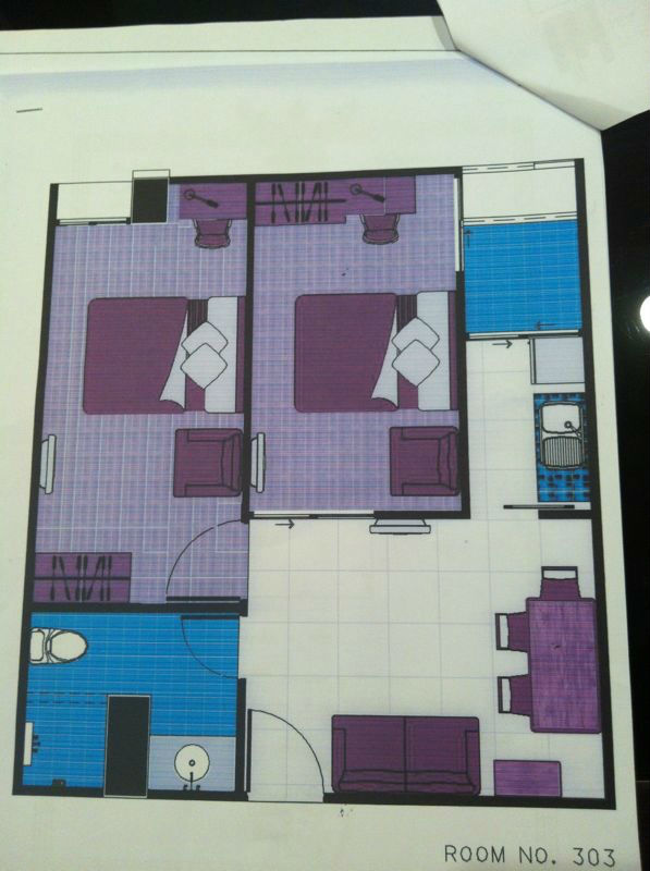 Plan appartement 5A3