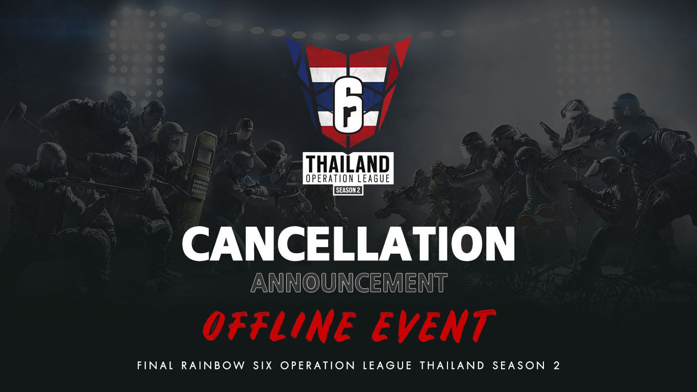 Rainbow Six Operation League Thailand
