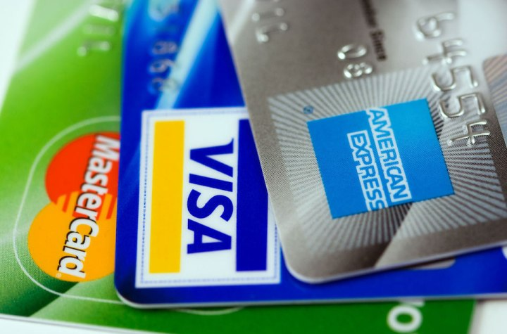 American Express credit cards