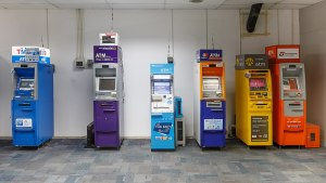 ATM machines at Phuket Airport